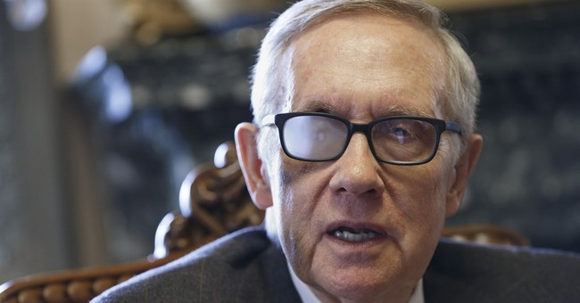 Reid says he's going to support Obama's Iran nuclear deal