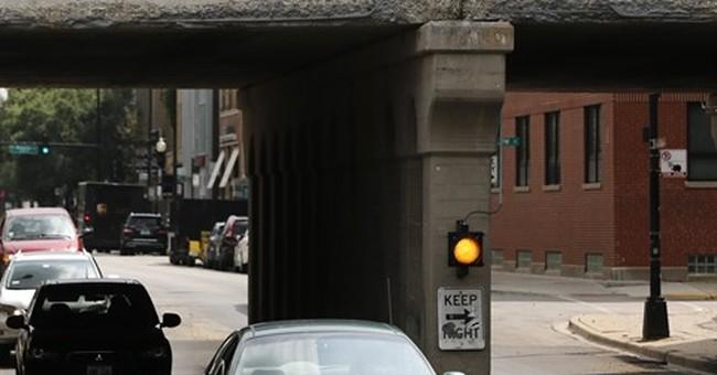 Abandoned Chicago railway reborn as commuter corridor