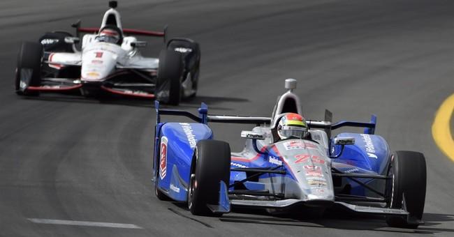IndyCar driver Justin Wilson dies of head injury
