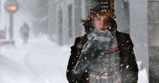 Farmers' Almanac predicts another nasty winter for Northeast