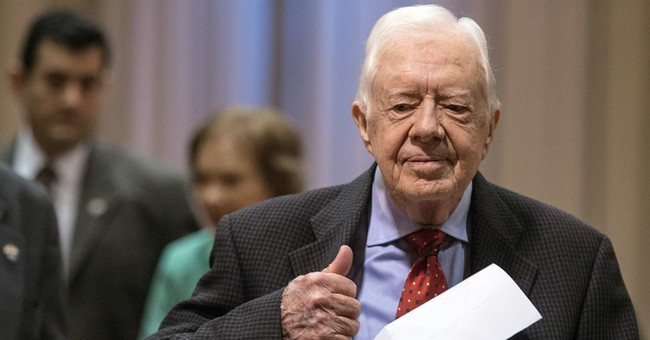 Jimmy Carter focuses on faith as cancer treatment begins