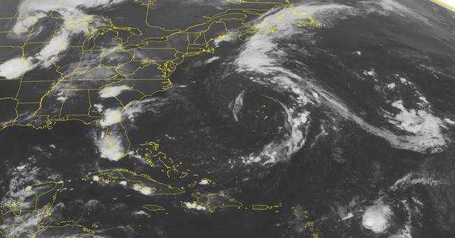 Weakening Tropical Storm Danny churns toward Leeward Islands