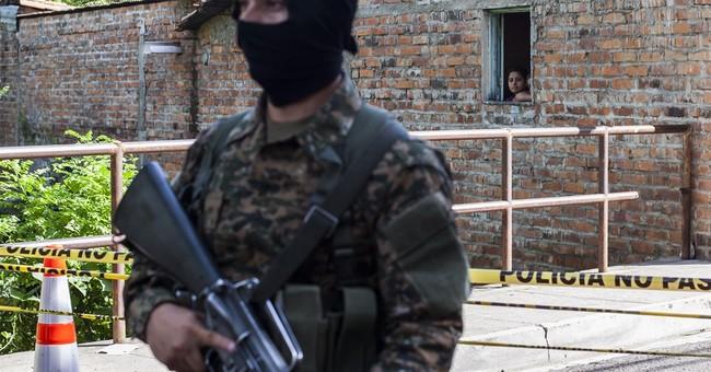 Attorney General: El Salvador uncovers gang explosives plot