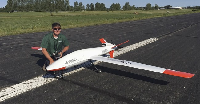 North Dakota drone test site set to fly high at all hours