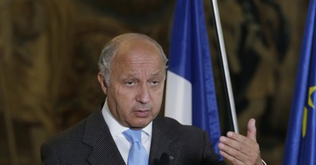France: situation in Macedonia calls for quick reaction
