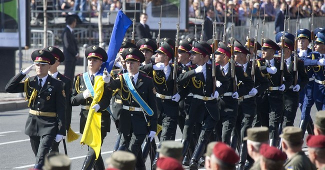 Ukraine vows to increase troops to fend off rebel attacks