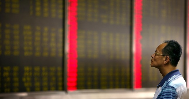 US stocks plunge at open after Chinese stock rout
