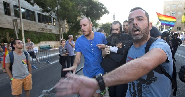 Jerusalem gay pride parade attacker charged with murder