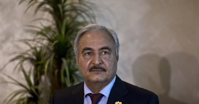 Libyan general says forces fighting IS lack weapons