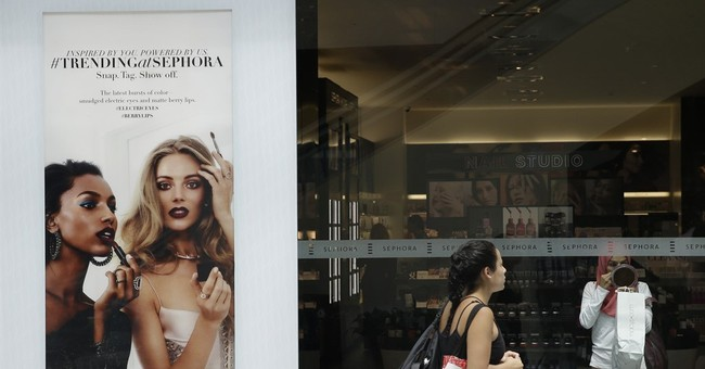 Teens are shopping more like their parents