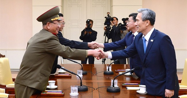 Rival Koreas again show mastery at pulling back from brink