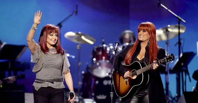 The Judds reunite for Las Vegas residency