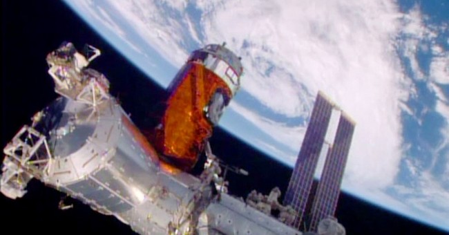 Japan delivers whiskey to space station_ for science