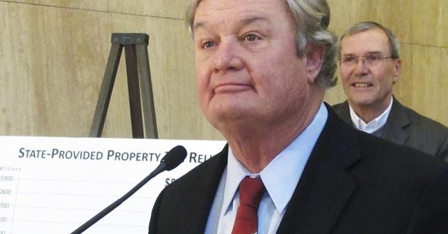 North Dakota Gov. Dalrymple says he won't seek re-election