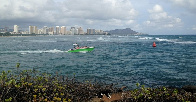 Waikiki beaches closed after rains trigger sewage spill