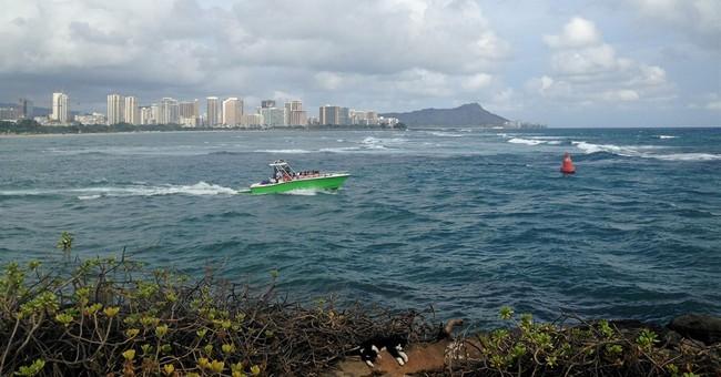 Waikiki beaches closed after rains trigger sewage spill
