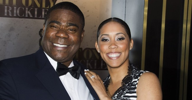 Former '30 Rock' star Tracy Morgan weds long-time fiancee