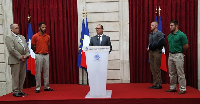 French president: We must prepare for new attacks
