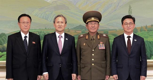 South Korea halts propaganda broadcasts as Koreas reach deal