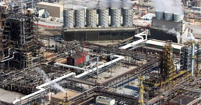 BP restarts part of Indiana oil refinery after repairs