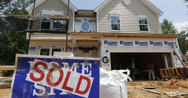 US new-home sales rebound in July