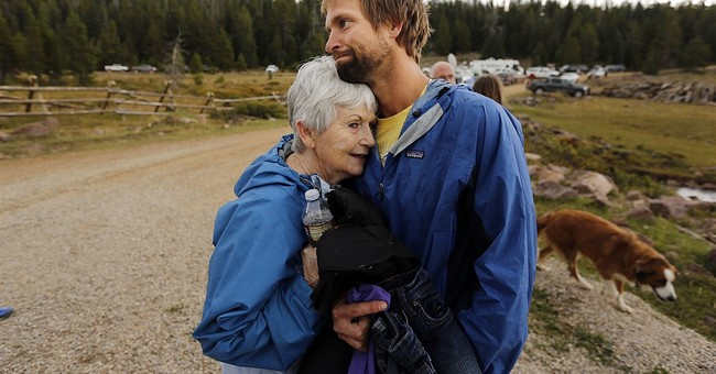 Utah boy tells how he was found by rescuers in mountains