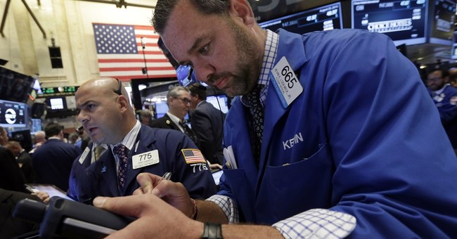 US stocks open sharply higher after 6-day slump
