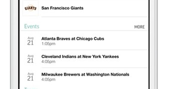 TuneIn radio app starts $8 tier with MLB, soccer, audiobooks