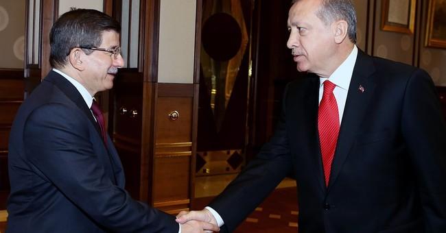 Turkish prime minister to form interim govt before Nov. vote