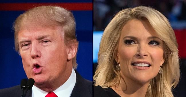 Fox News chief: Donald Trump owes Megyn Kelly an apology