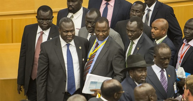 Official: S. Sudan president may sign peace deal Wednesday