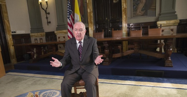 AP Interview: US eyes migration, poverty as pope trip themes