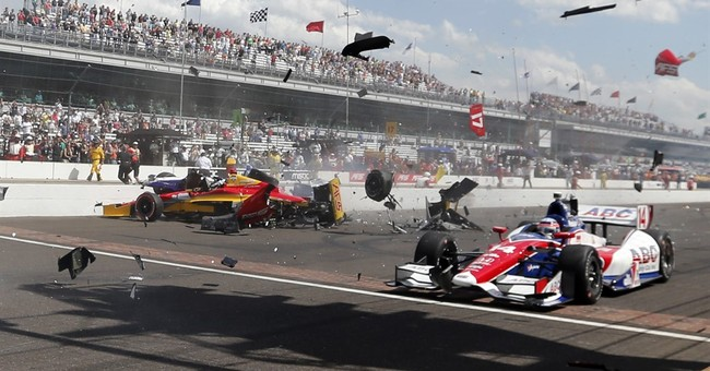 IndyCar heads to finale reeling from loss of Justin Wilson