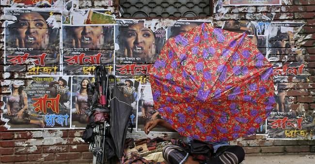 Bangladesh court delays screening of 'Rana Plaza' movie