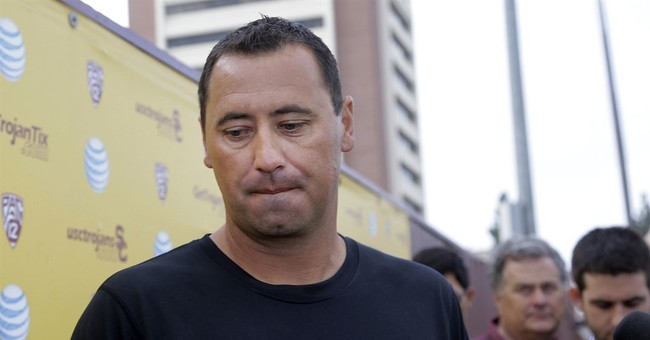 USC's Sarkisian apologizes for drunken speech at team rally