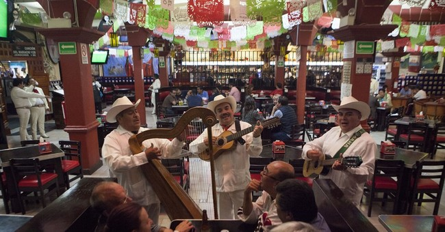 Mexico City cantina, a mariachi temple, celebrates 90th year