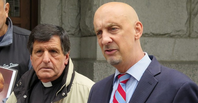 Victim group seeks independent review of clergy abuse claims