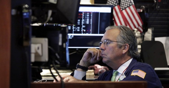 As stock prices sink, ordinary Americans keep their heads up