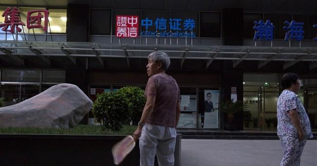 China probing brokers, regulators for possible stock crimes