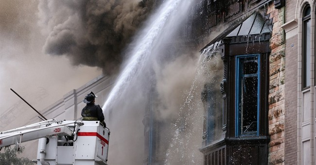 Fire causes extensive damage to Second City theater offices