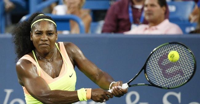 Serena Williams shrugs off US Open jitters for karaoke