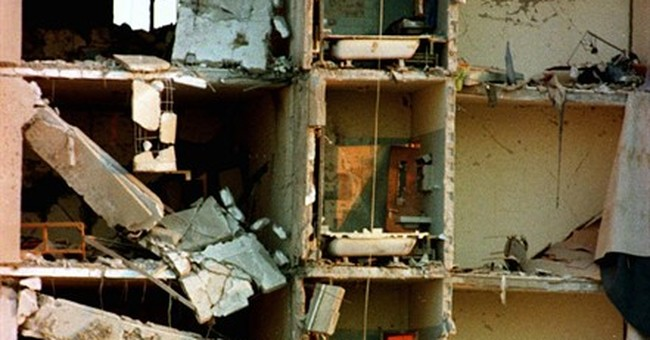 Saudi arrested in 1996 bombing that killed 19 Americans