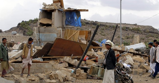 Saudis say Scud missile fired by Yemeni rebels intercepted
