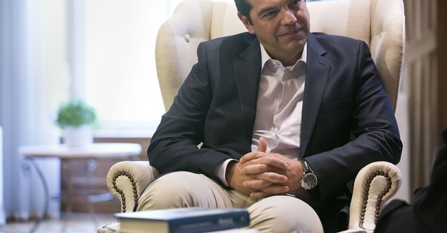 Greece's Tsipras rules out most potential coalition partners