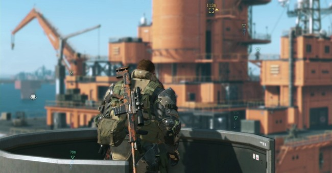 Review: 'Metal Gear Solid V' a technical, tactical marvel