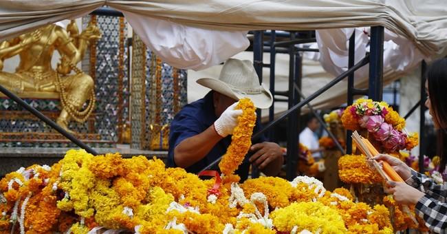 Thai police say Bangkok bomb substance smells like TNT