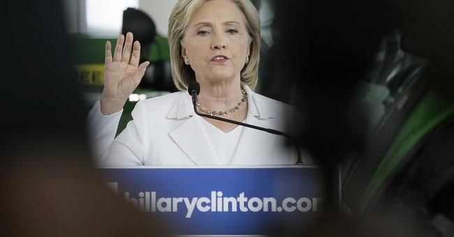 Clinton mourns TV shooting, pledges to fight gun violence