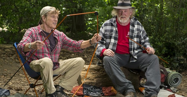Robert Redford takes a walk through his classic buddy roles