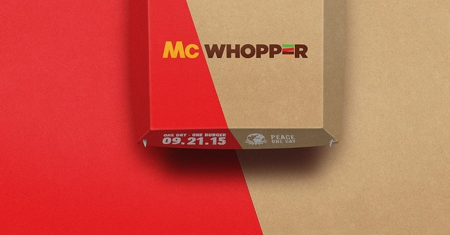 Burger King to McDonald's: Let's make a McWhopper