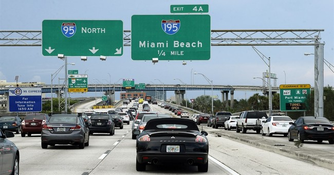 You can blame the beeping economy for worst US traffic ever